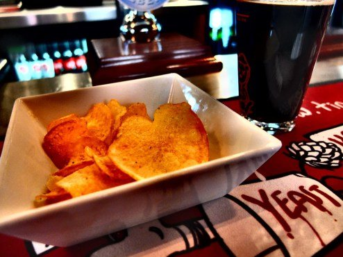 DSCF9027 Medium 1 - The perfect bar snack - crisps but not like crisps you have had before hop infused crisps - Andrew Wilcox DOT Net