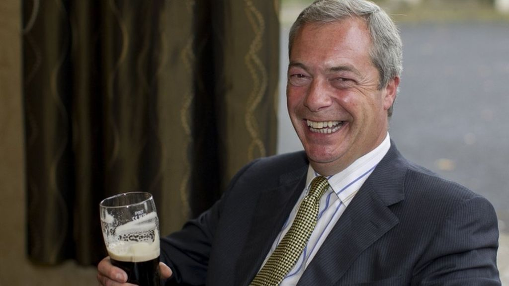 87562386 faragepa 1 - Nigel Farage urges 'mass protest' at alcohol guidelines