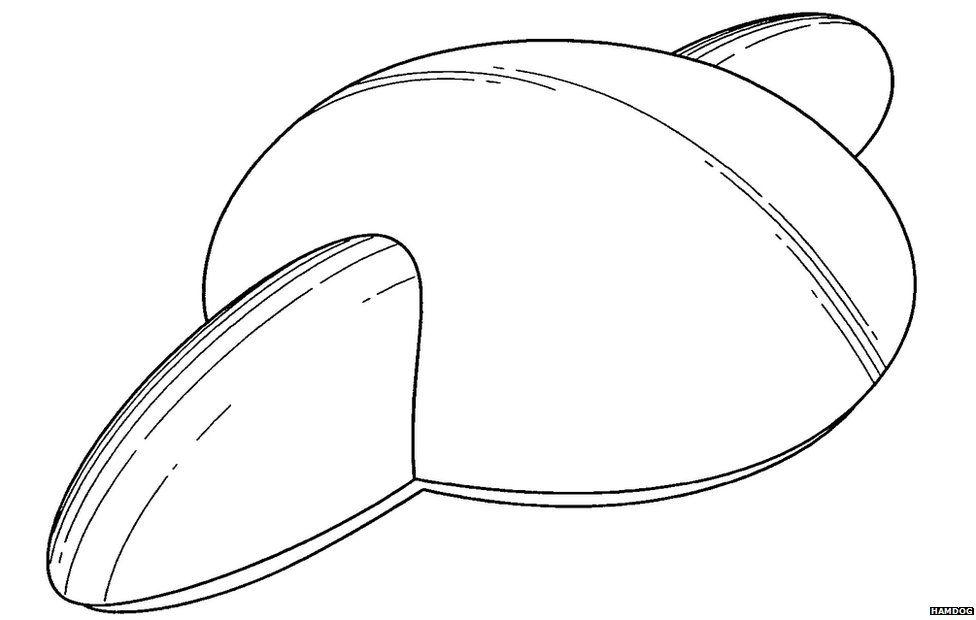 91312881 usd0584478 20090113 d00000 1 - Australian man patents the Hamdog - a hotdog and burger combo
