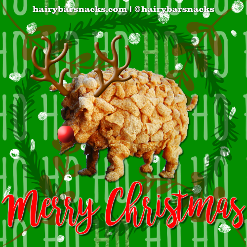 untitled 1 - Merry Christmas from Hairy Bar Snacks