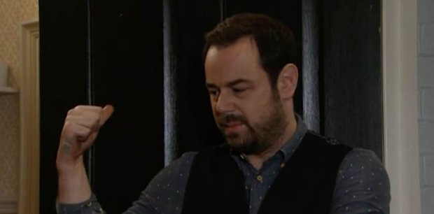 EastEnders Mick Carter 851146 1 - Donald Trump set to replace Danny Dyer on EastEnders?