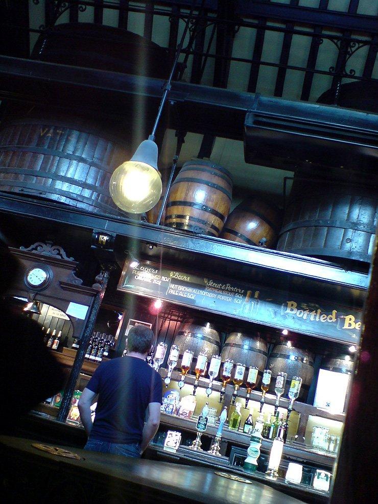 Cittie of Yorke Chancery Lane London Pub Review3 - Cittie of Yorke, Chancery Lane, London - Pub Review