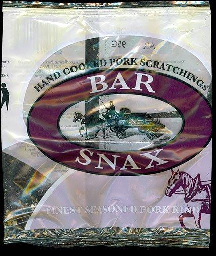 Crown Park Foods Bar Snax Review2 - Crown Park Foods, Bar Snax Review