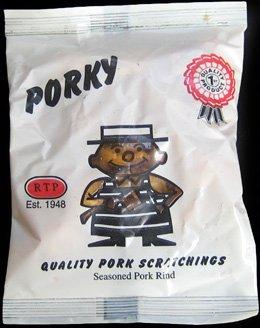 RTP Porky Quality Pork Scratchings Review - RTP, Porky Quality Pork Scratchings Review