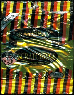 Ray Gray Scratchings Review - Ray Gray, Scratchings Review