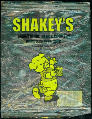 Shakey's, Traditional Black Country Pork Scratchings