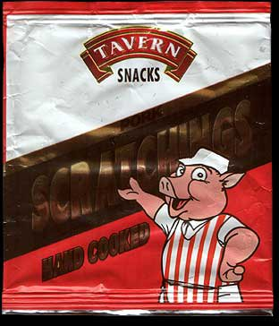 Tavern Snacks Pork Scratchings Review2 - Tavern Snacks, Pork Scratchings Review