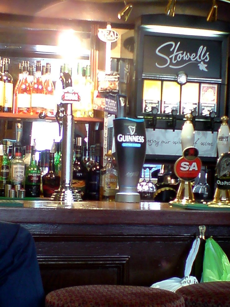 The Black Lion Epping Essex Pub Review2 - The Black Lion, Epping, Essex - Pub Review