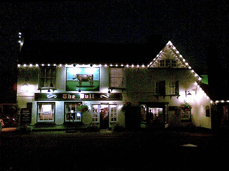 The Bull Theydon Bois Essex Pub Review - The Bull, Theydon Bois, Essex - Pub Review