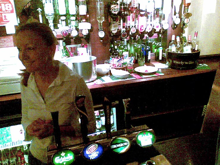 The Bull Theydon Bois Essex Pub Review2 - The Bull, Theydon Bois, Essex - Pub Review