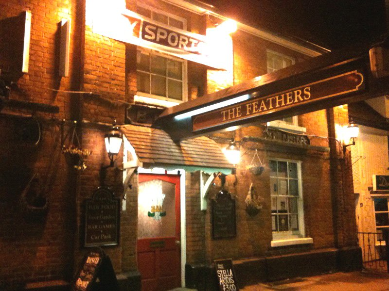 The Feathers Stansted Mountfitchet Essex Pub Review - The Feathers, Stansted Mountfitchet, Essex - Pub Review
