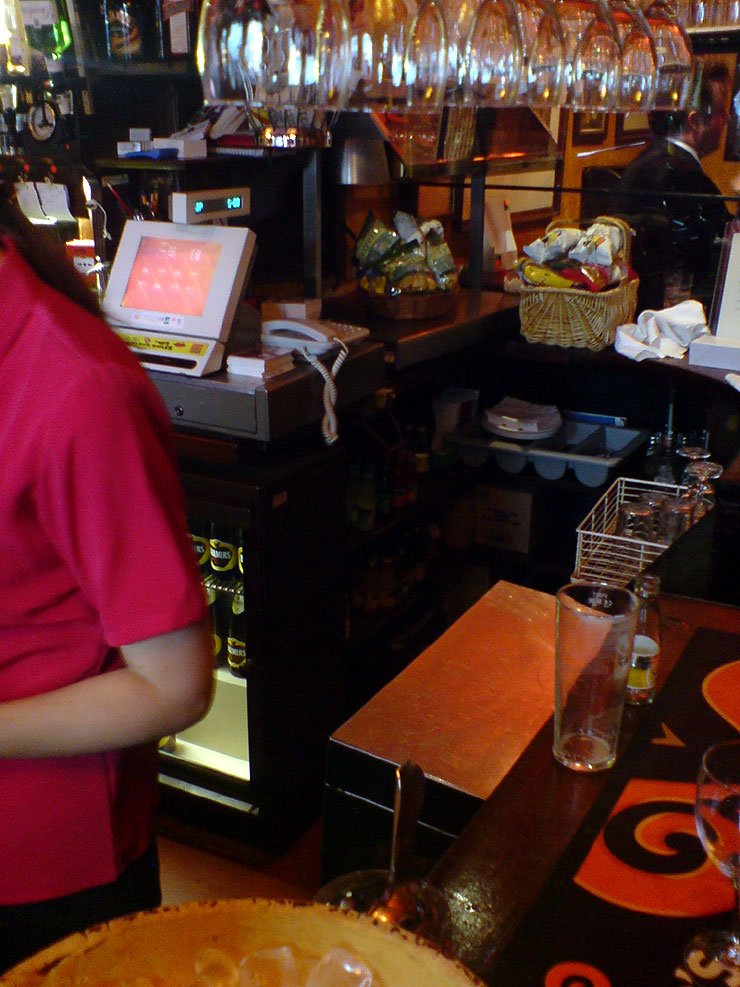 The Guinea Grill Mayfair London Pub Review2 - The Guinea Grill, Mayfair, London - Pub Review