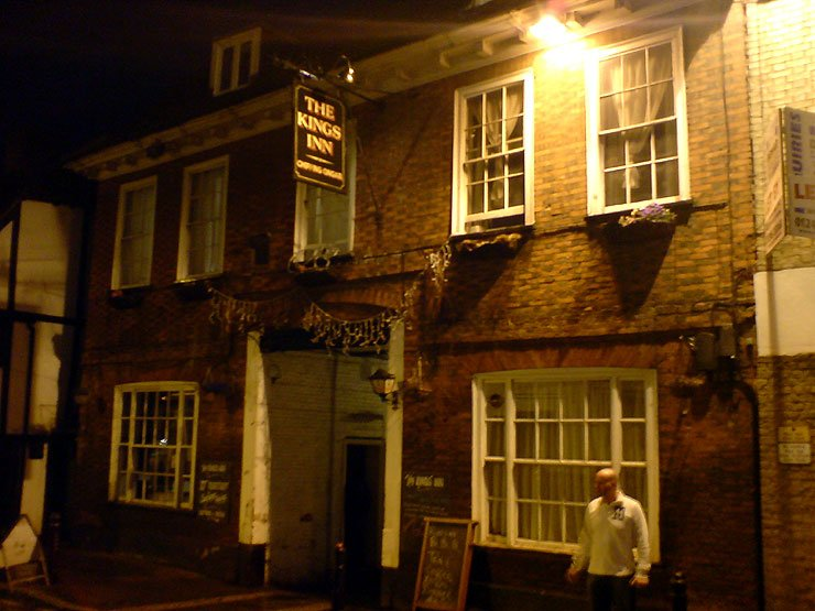 The Kings Inn Ongar Essex Pub Review - The Kings Inn, Ongar, Essex - Pub Review