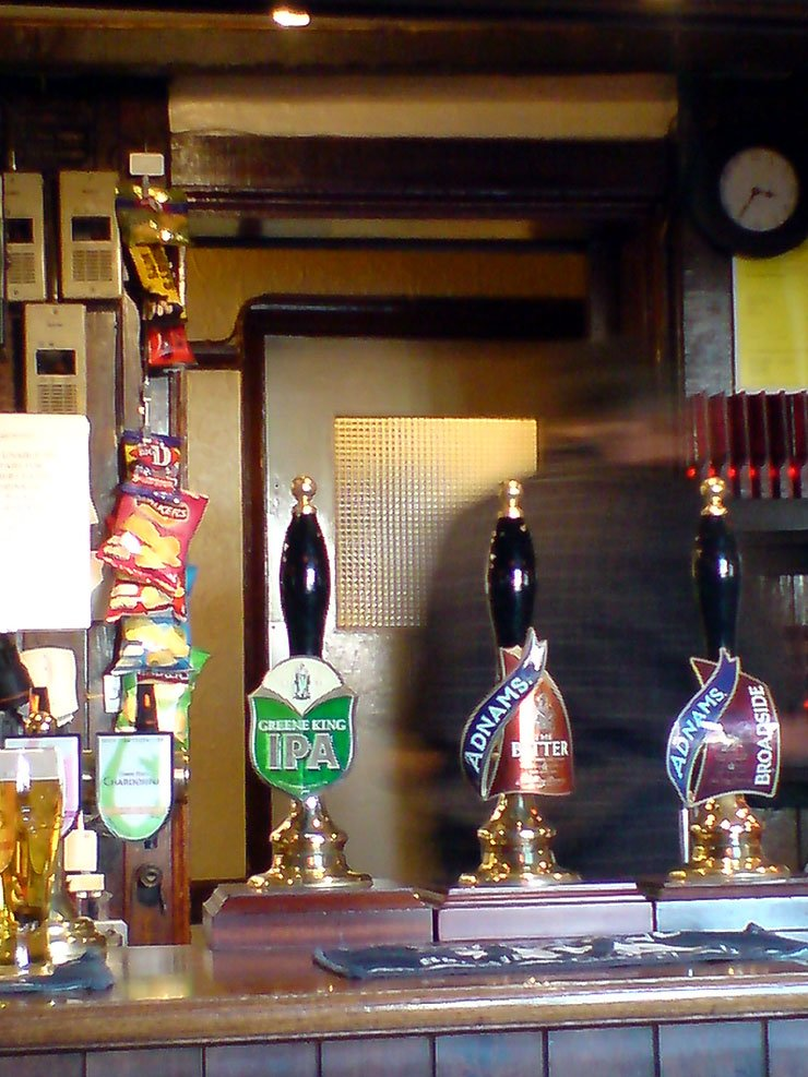 The Merry Fiddlers Fiddlers Hamlet Coopersale Essex Pub Review2 - The Merry Fiddlers, Fiddlers Hamlet, Coopersale, Essex - Pub Review