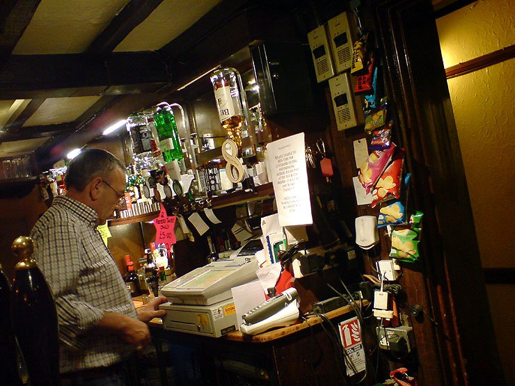 The Merry Fiddlers Fiddlers Hamlet Coopersale Essex Pub Review3 - The Merry Fiddlers, Fiddlers Hamlet, Coopersale, Essex - Pub Review