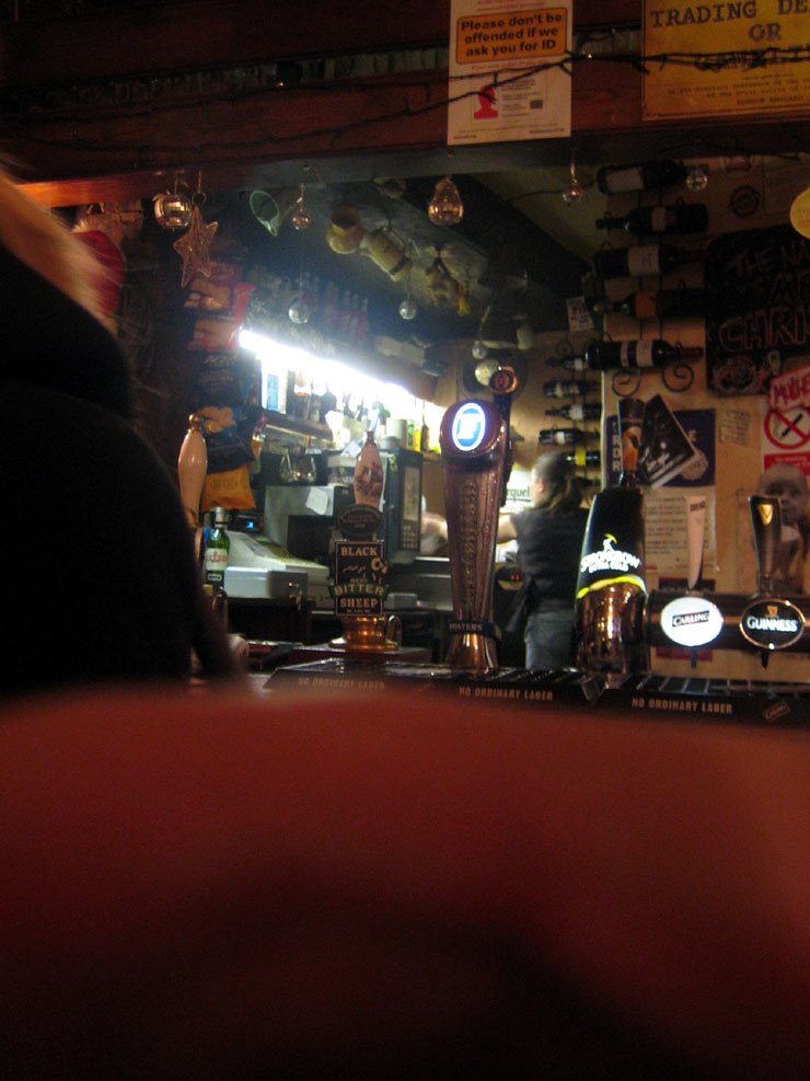 The Nags Head Wyle Cop Shrewsbury Pub Review2 - The Nags Head, Wyle Cop, Shrewsbury - Pub Review