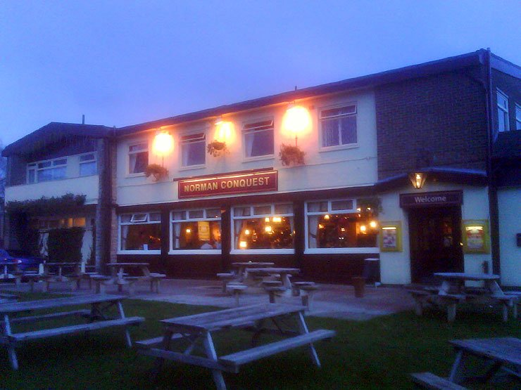 The Norman Conquest Middlesborough North Yorkshire Pub Review - The Norman Conquest, Middlesborough, North Yorkshire - Pub Review