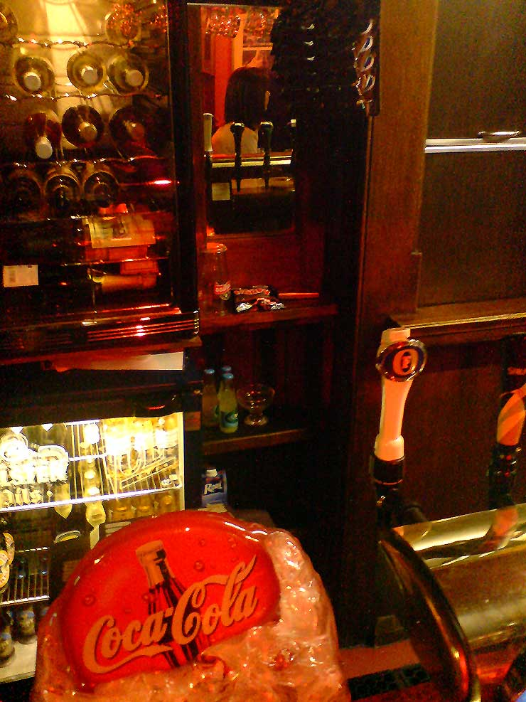 The Old Coffee House Soho London Pub Review2 - The Old Coffee House, Soho, London - Pub Review