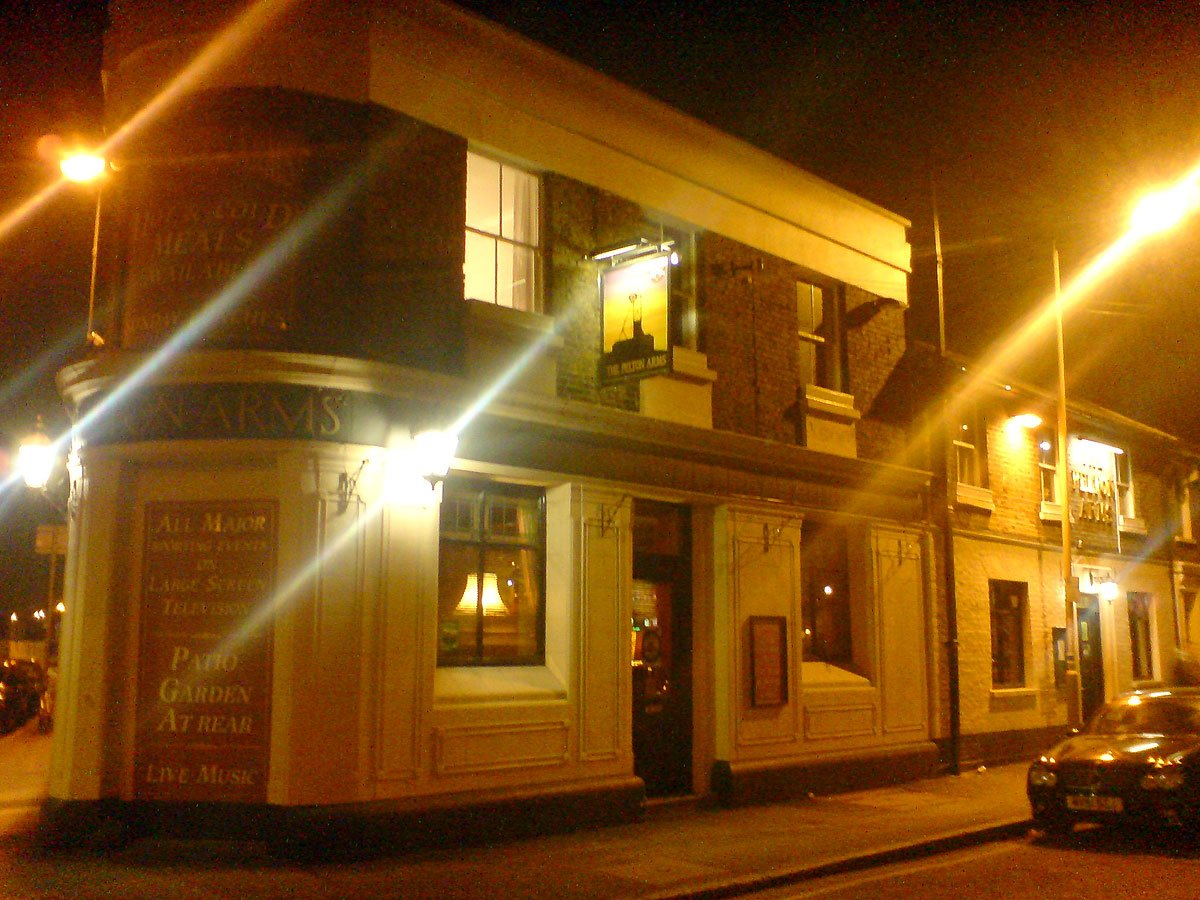 The Pelton Arms Greenwich London Pub Review - The Pelton Arms, Greenwich, London - Pub Review