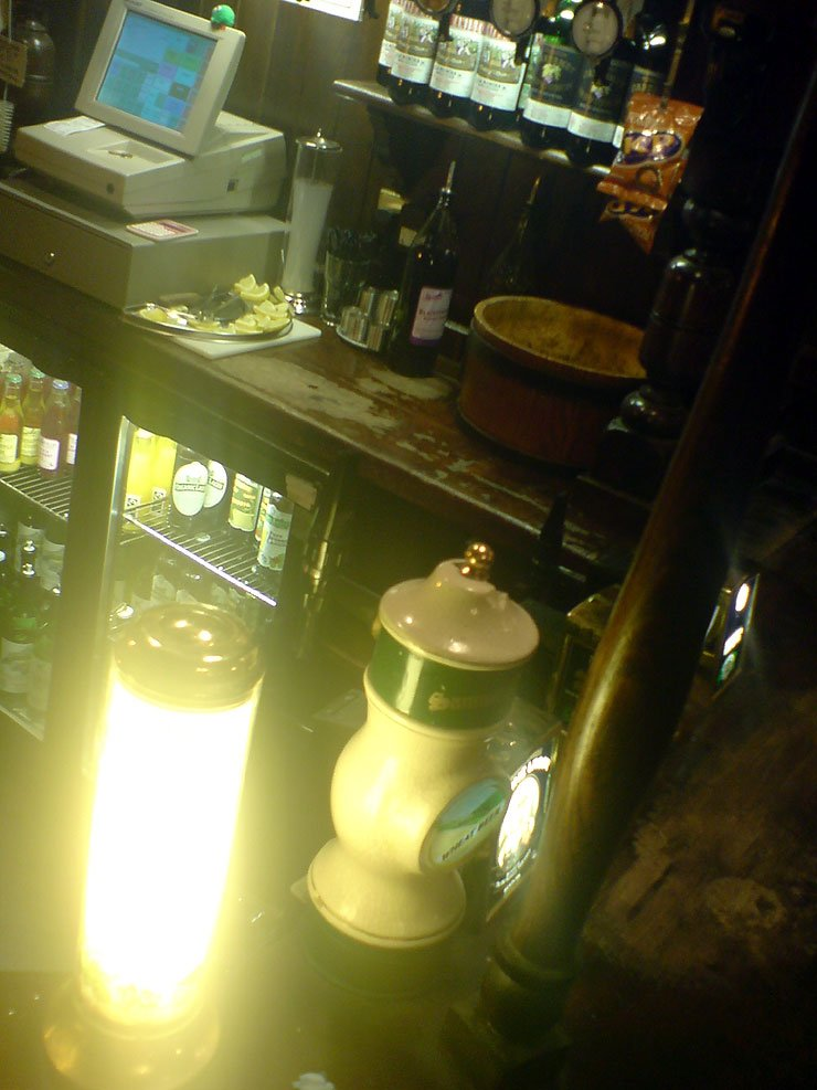 The Red Lion Soho London Pub Review2 - The Red Lion, Soho, London - Pub Review