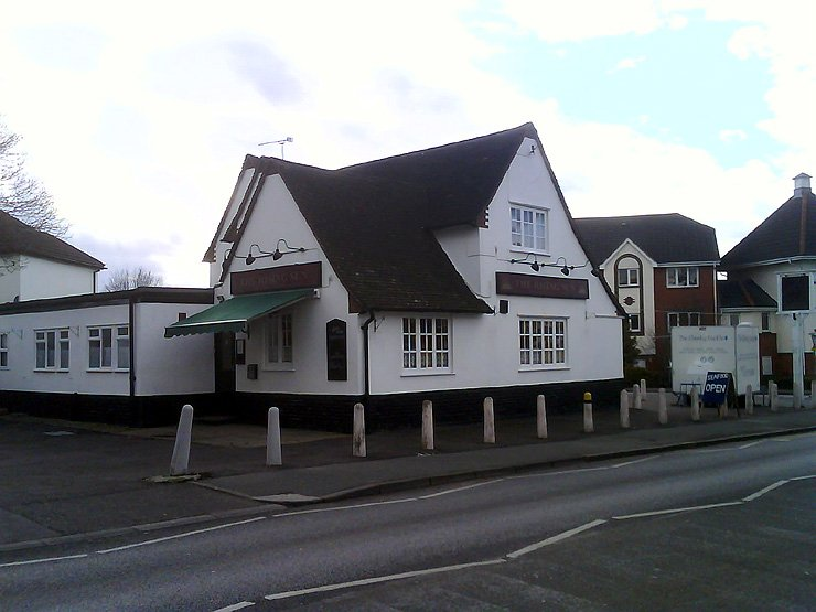The Rising Sun Brentwood Essex Pub Review - The Rising Sun, Brentwood, Essex - Pub Review