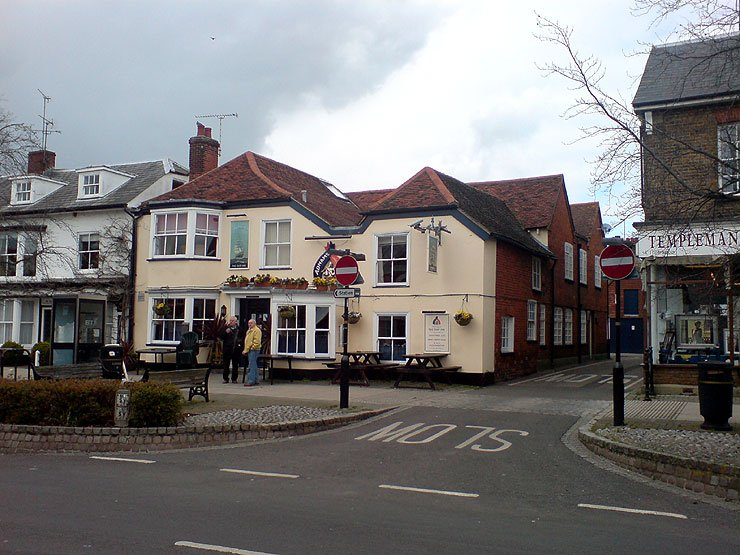 The Ship Burnham on Crouch Essex Pub Review - The Ship, Burnham on Crouch, Essex - Pub Review