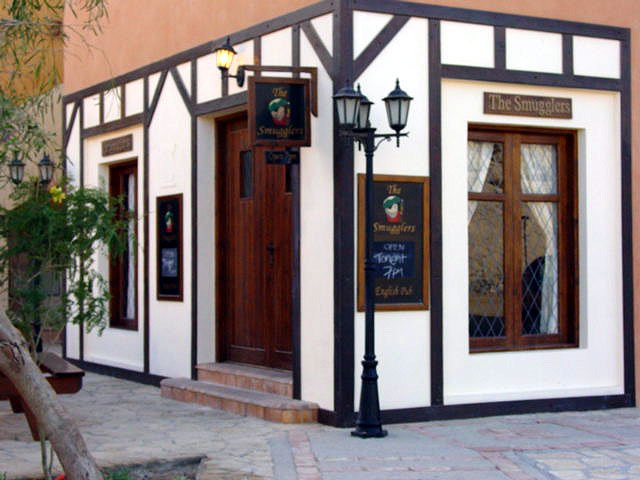 The Smugglers El Gouna Egypt Pub Review - The Smugglers, El Gouna, Egypt - Pub Review