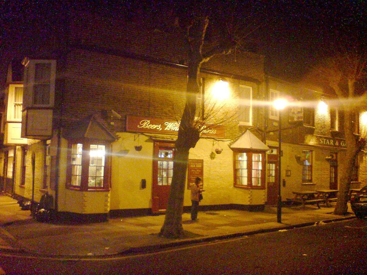 The Star and Garter Greenwich London Pub Review - The Star and Garter, Greenwich, London - Pub Review