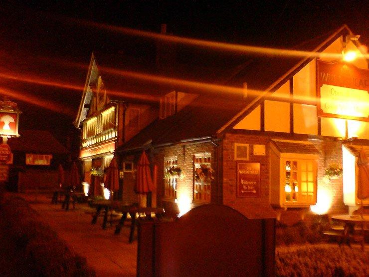 The Wheatsheaf Waltham Abbey Essex Pub Review - The Wheatsheaf, Waltham Abbey, Essex - Pub Review