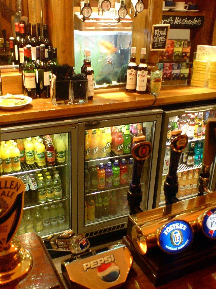 The Wheatsheaf Waltham Abbey Essex Pub Review3 - The Wheatsheaf, Waltham Abbey, Essex - Pub Review