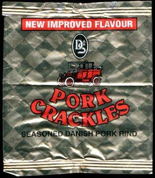 D S Pork Crackles Review - D & S Pork Crackles Review