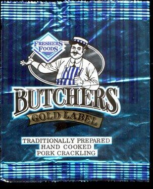 Freshers Foods Butchers Gold Label Pork Crackling Review - Freshers Foods, Butchers Gold Label Pork Crackling Review