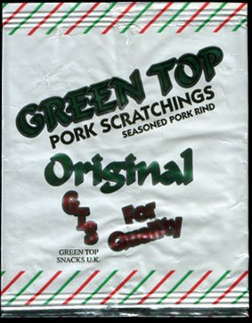 Green Top Snacks Original Pork Scratchings Reviewb - Green Top Snacks, Original Pork Scratchings Review (b)