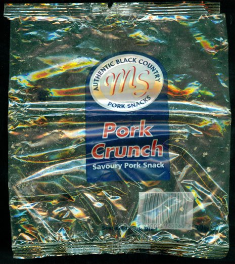 Midland Snacks Clear Bag Pork Crunch Review2 - Midland Snacks, Clear Bag Pork Crunch Review