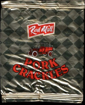 Red Mill Pork Crackles Review - Red Mill, Pork Crackles Review