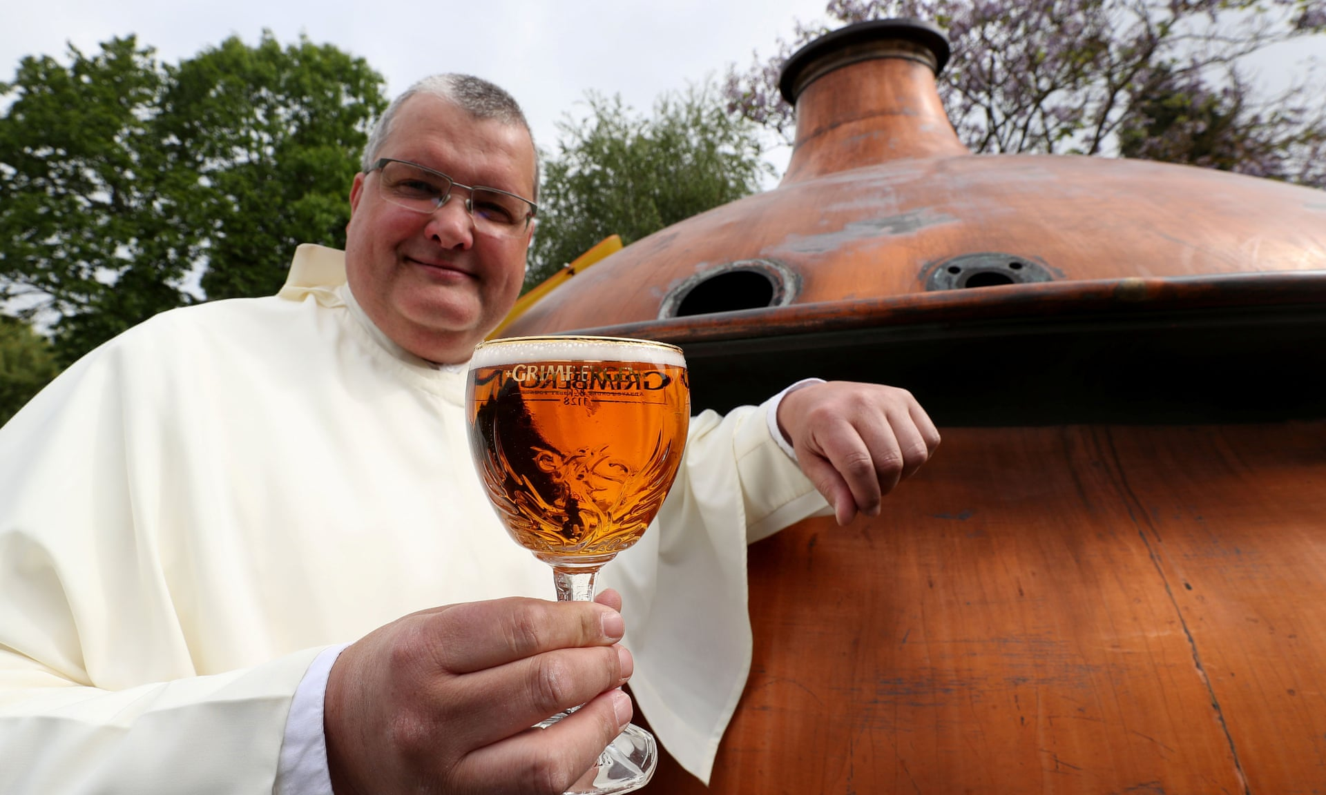 belgian monk 220 year old beer recipe - Belgian monks resurrect 220-year-old beer after finding recipe