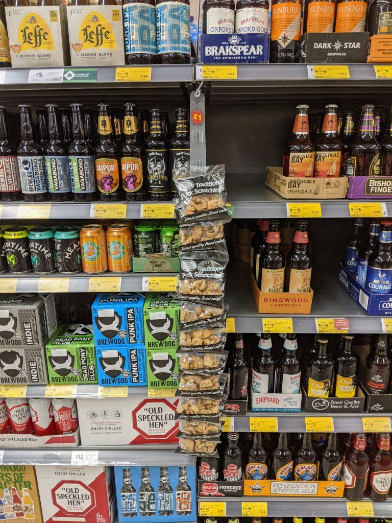 midland snacks pork scratchings at morrisons supermarket 768x1024 - Morrisons now sell Midland Snacks Pork Scratchings